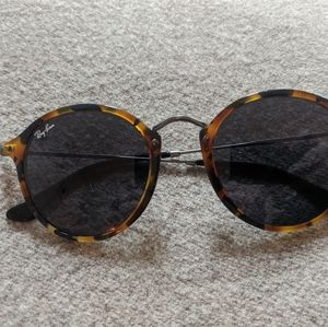 Ray Ban RB2447 Round fleck 49mm